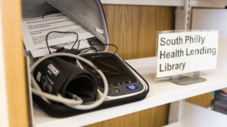 South Philly Library patrons can now check out blood pressure monitors