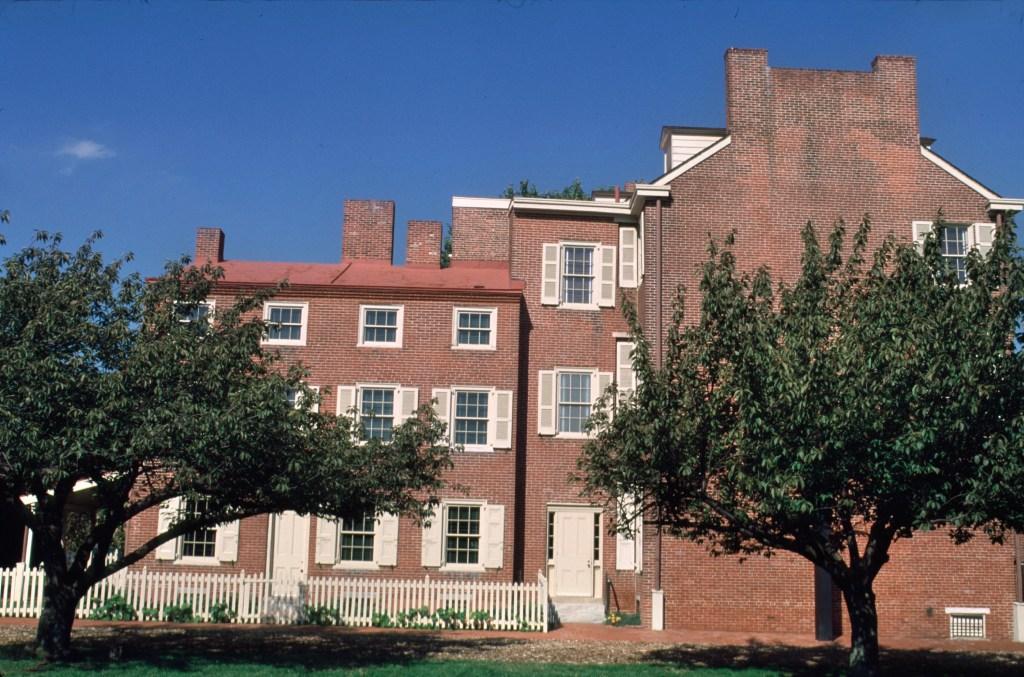 The Edgar Allan Poe National Historical Site in Philadelphia