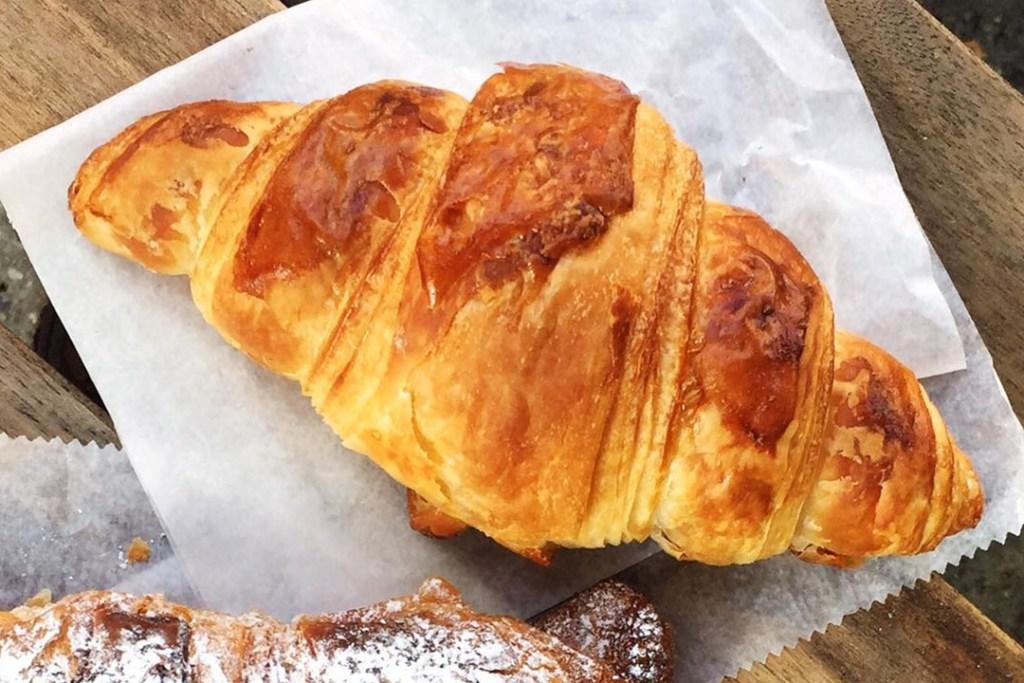 Croissant at Artisan Boulanger Patissier