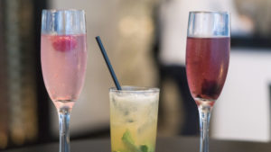 New drinks at Chima created by Hop Sing Laundromat's Lê