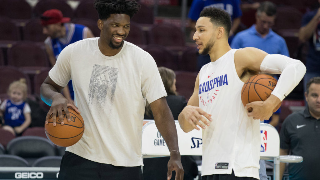 Embiid and Simmons