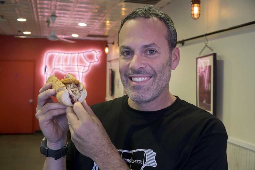 Jake's founder Gary Dorfman