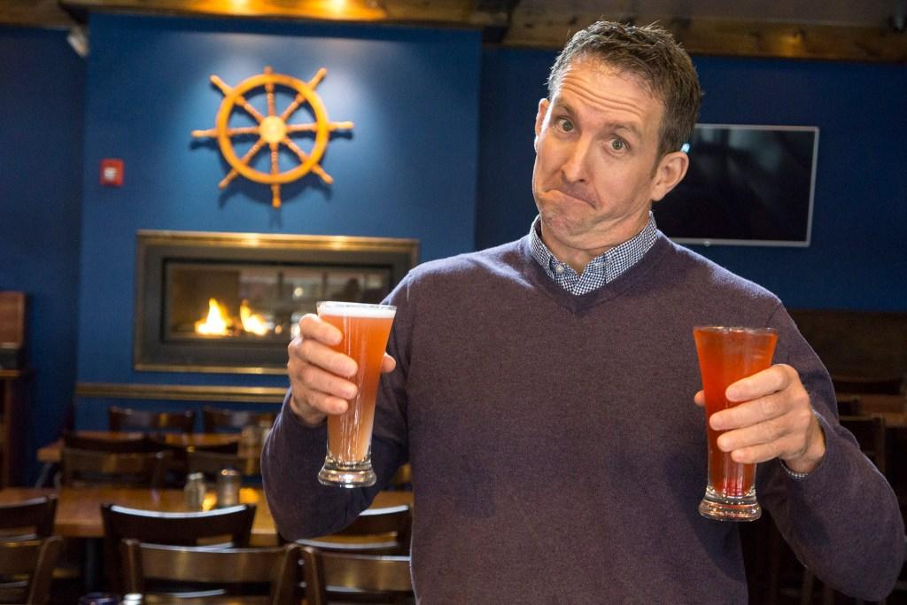 Misconduct Tavern's Fleming Kerr