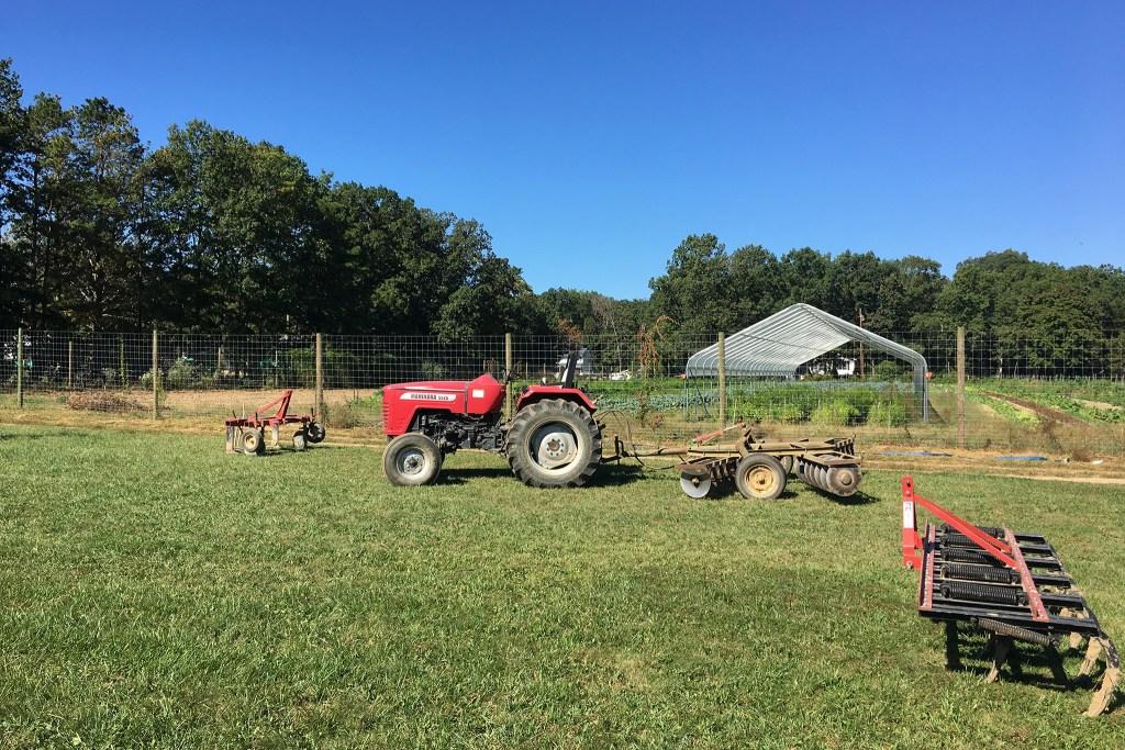 Savoie Organic Farm