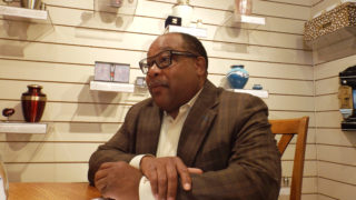 Kenneth Dupree of Dupree Funeral Homes in North Philadelphia