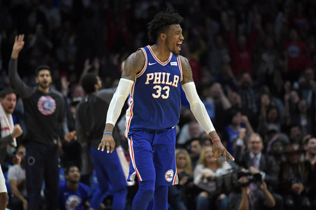 NBA: Philadelphia 76ers at Los Angeles Clippers