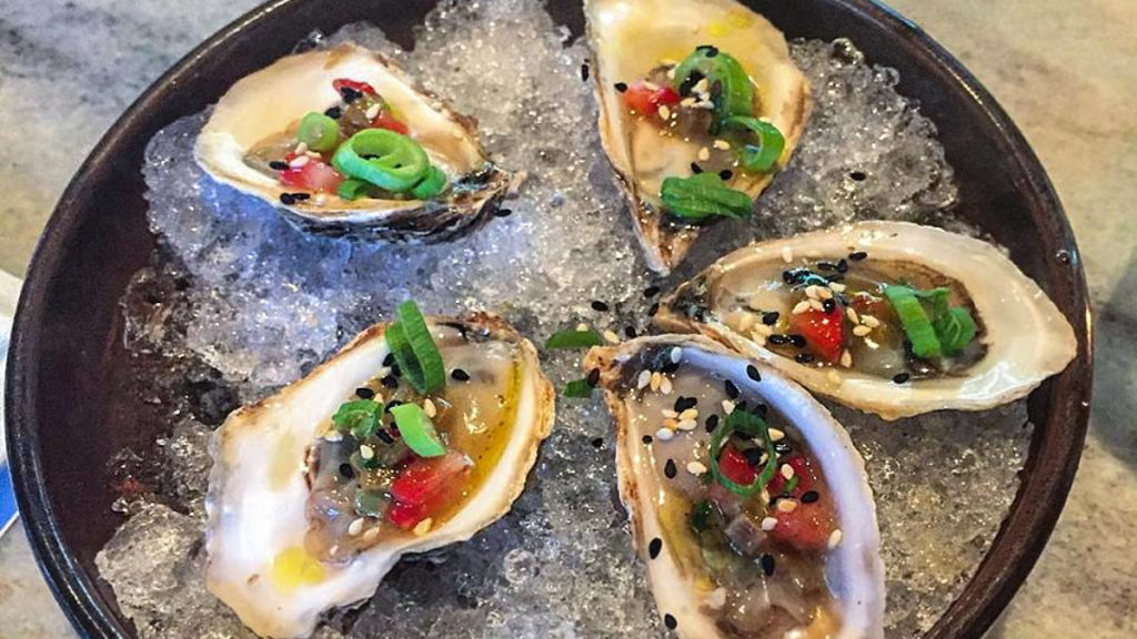 Oysters will be a focus at Aether