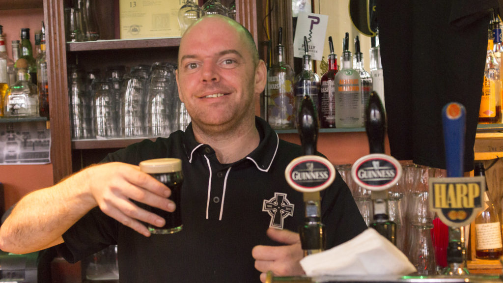 Shortly after it opened in 1997, The Plough became one of the top five Guinness purveyors in the U.S.