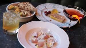 Food at Royal Boucherie