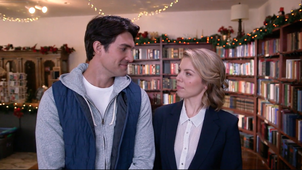 Christmas Shows In Philadelphia 2019.Hallmark Made A Christmas Movie About Philly Millennials And