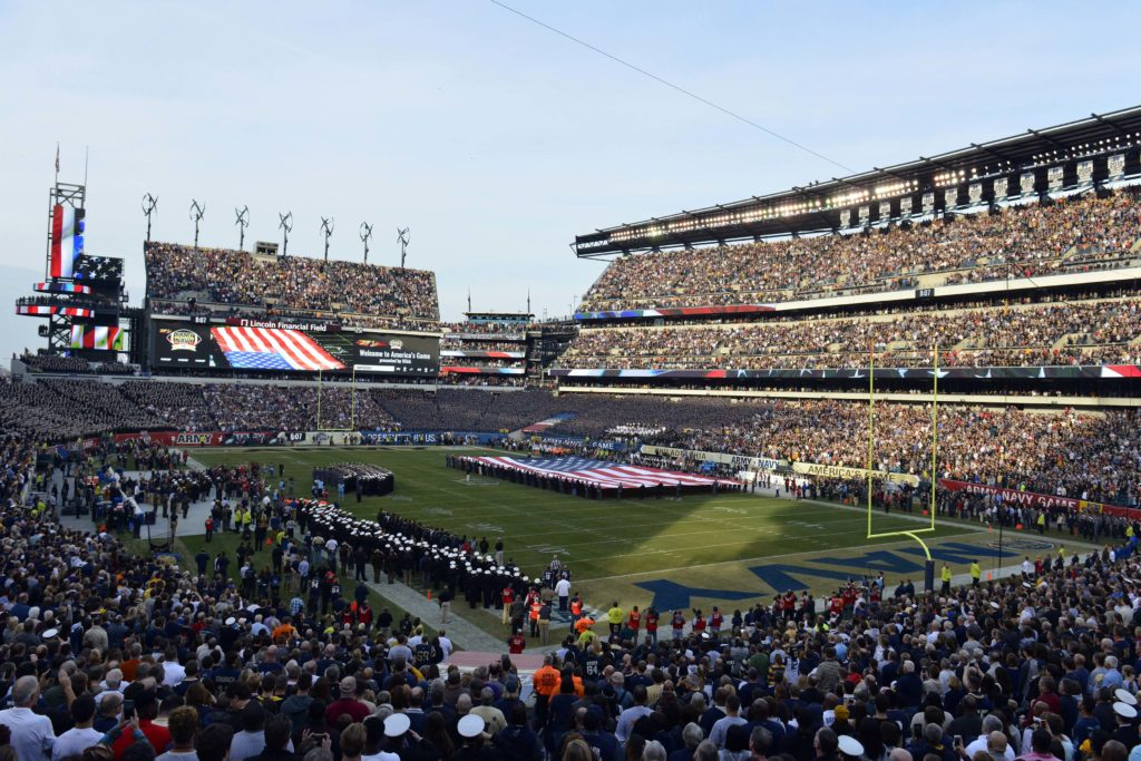 NCAA Football: Navy at Army
