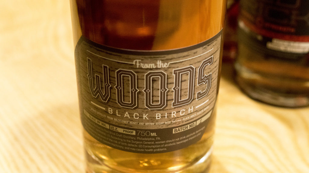 From the Woods by Red Brick