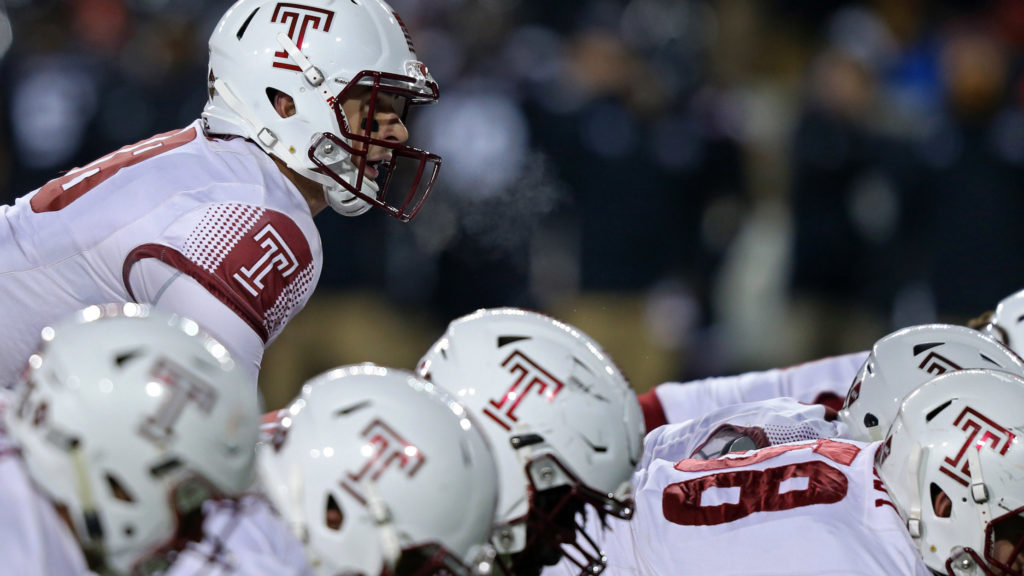 NCAA Football: Temple at Cincinnati