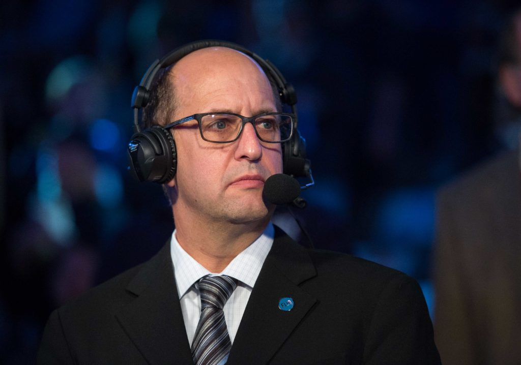 ESPN's Jeff Van Gundy