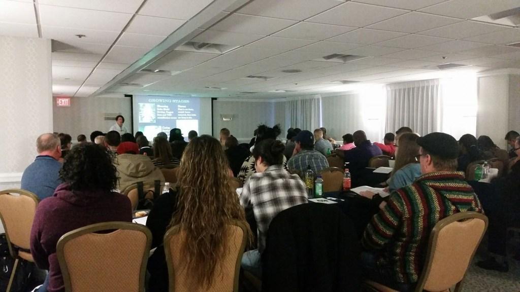 A HempStaff seminar in Illinois