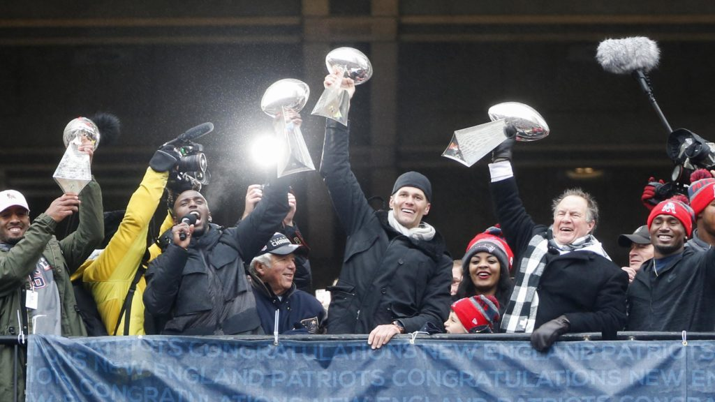 NFL: Super Bowl LI Champions-New England Patriots Parade