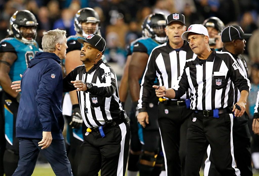 NFL: Seattle Seahawks at Jacksonville Jaguars