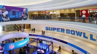 NFL: Super Bowl LII-City Views