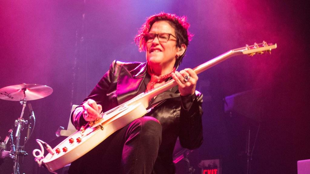 Revolution guitarist Wendy Melvoin