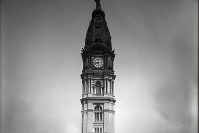 In the early 1900s, people counted on the City Hall clock to keep in sync