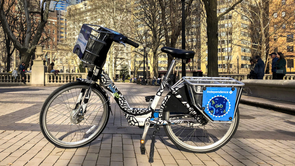 Bike No. 2679, Indego's most popular ride