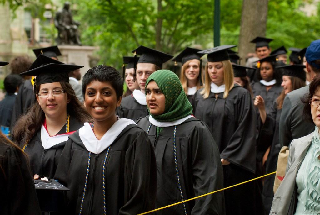UPenn's 2012 commencement