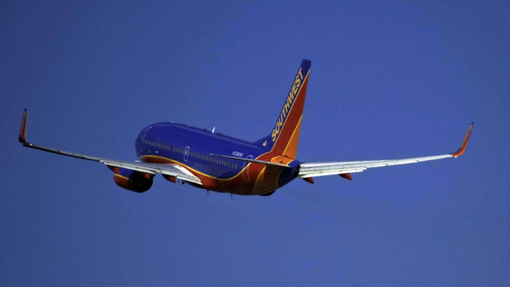 Southwest Airlines by Ray Horwath / Flickr Creative Commons