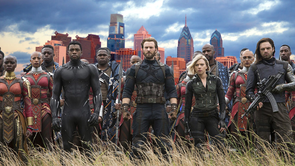 Movie hype: Philly nerds weigh in on 'Avengers: Infinity War