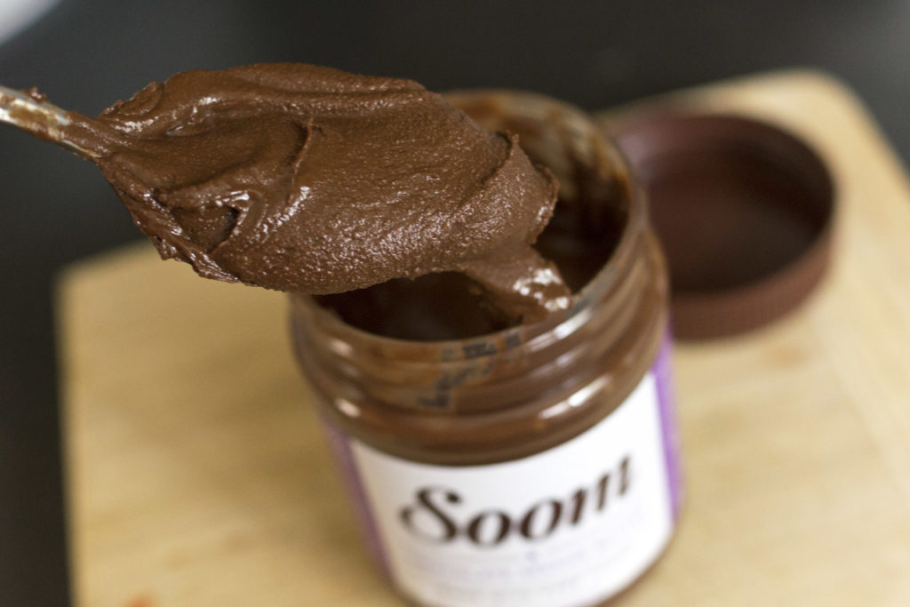 Soom chocolate tahini