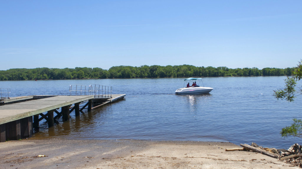 The Frankford Boat Launch