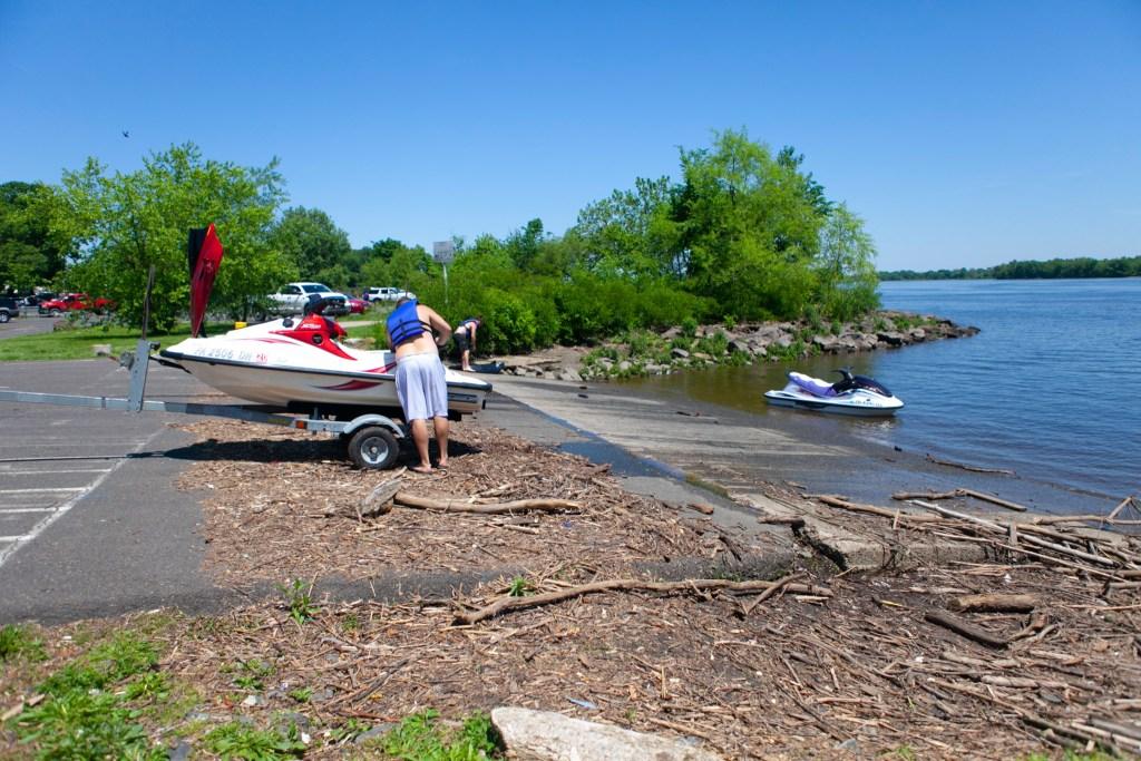 Linden Avenue Boat Ramp