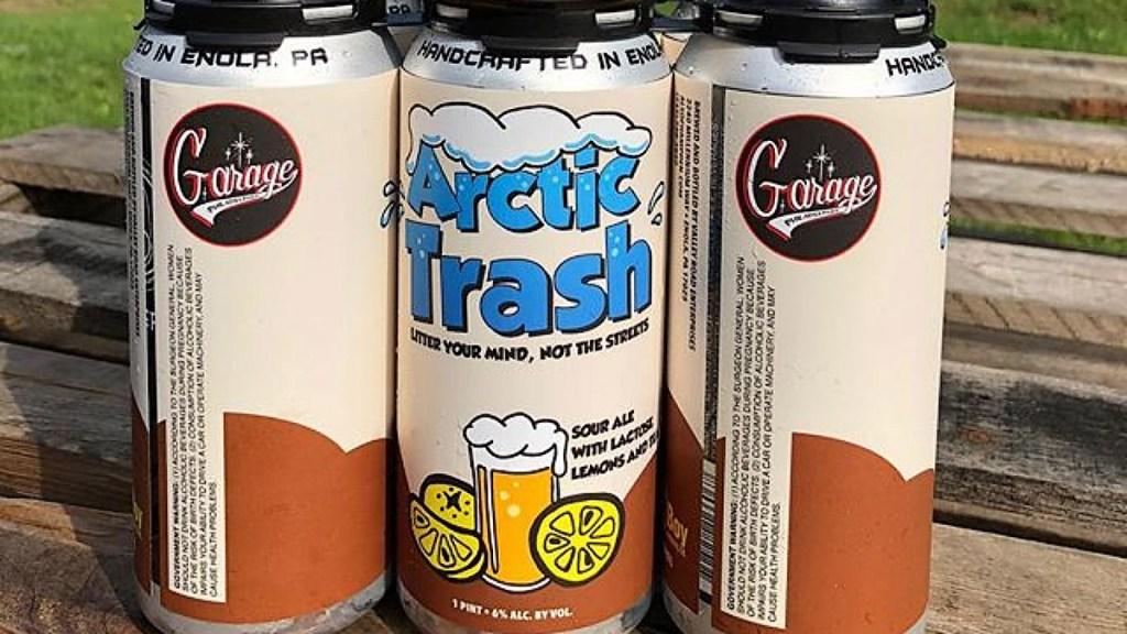 arctictrash-beer