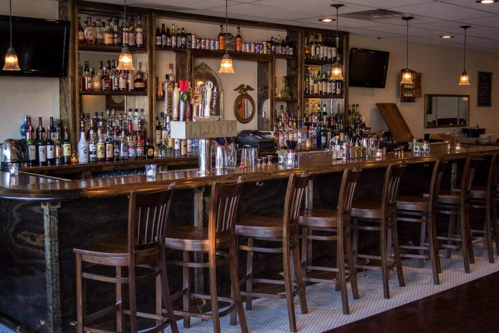 Lloyd Whiskey Bar on Girard Avenue