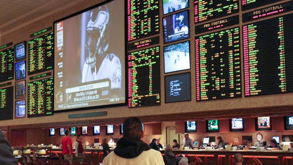 Sportsbook in Las Vegas