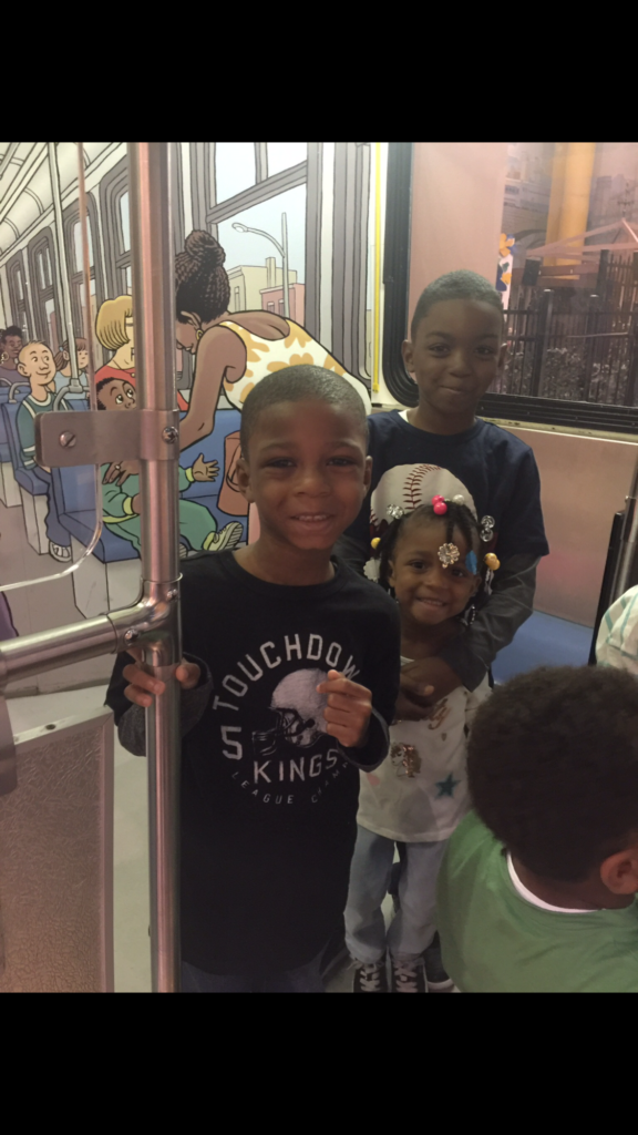 Fostering children in Philly is a uniquely rewarding and challenging experience, per Stephanie Laws, whose kids are pictured here.