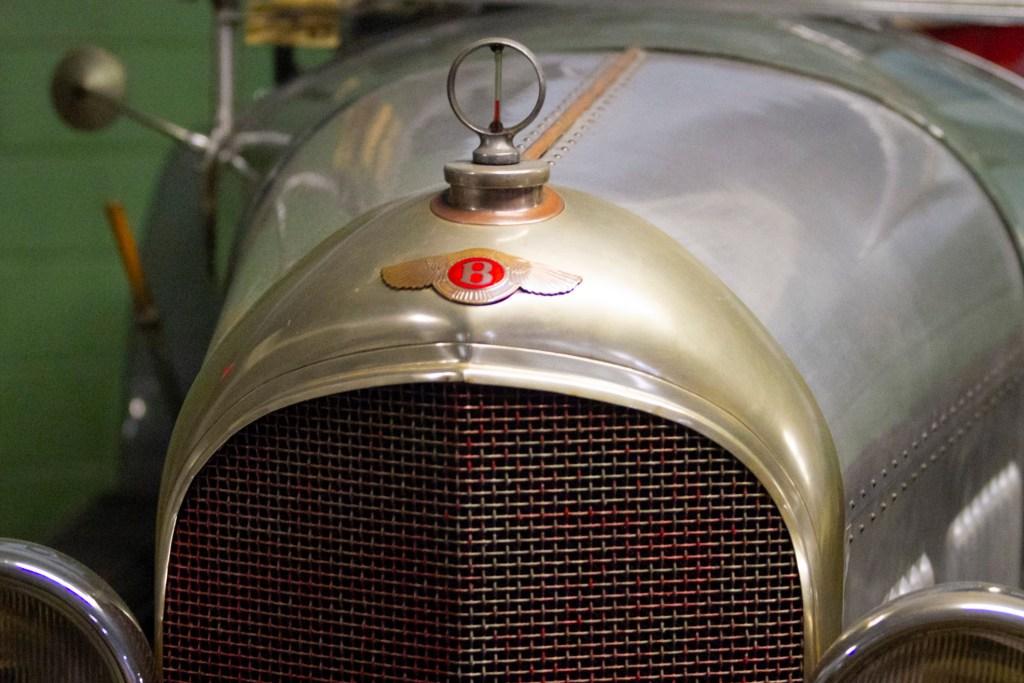 1927 BENTLEY 3 LITRE SPEED MODEL