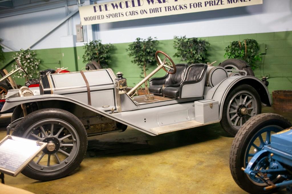 1912 NATIONAL MODEL 40 SEMI-RACING ROADSTER