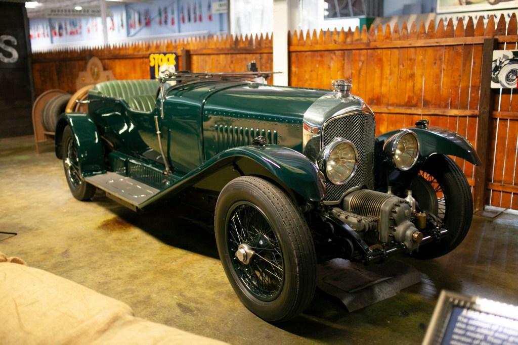 1931 BENTLEY 4.5 LITRE SUPERCHARGED TOURER BY VANDEN PLAS