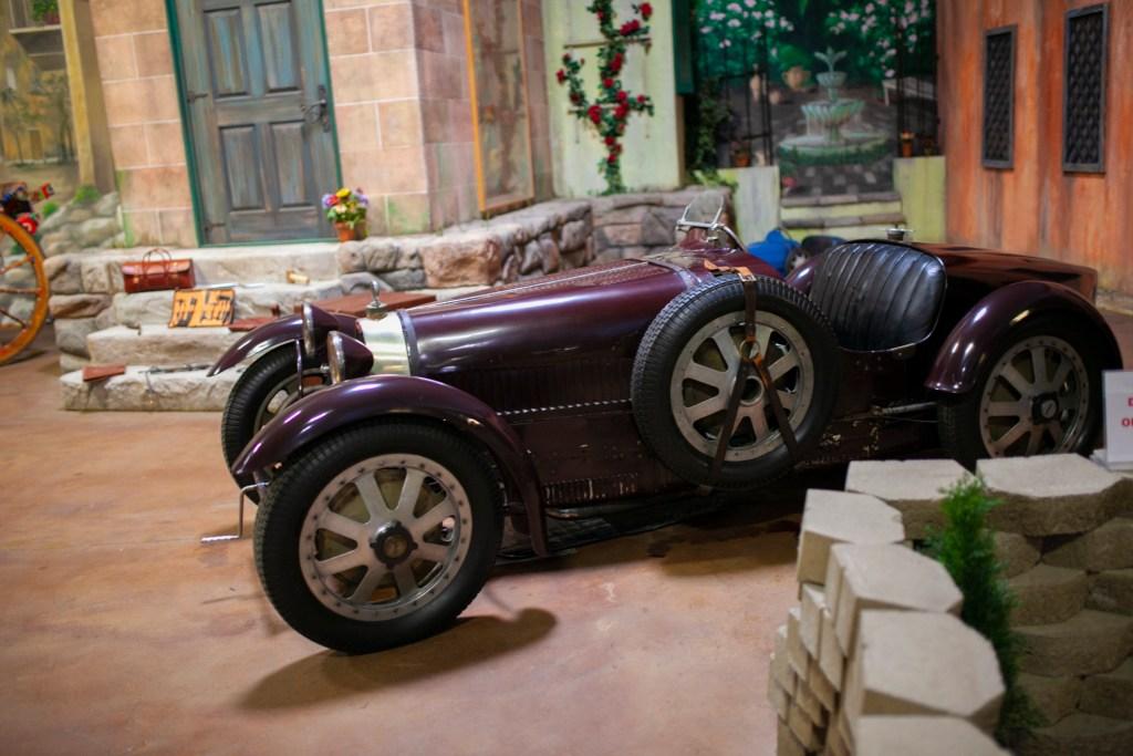 1928 STUTZ BB BLACK HAWK SPEEDSTER