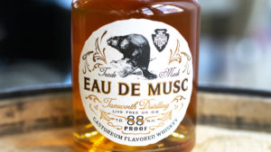 Eau de Musc — made with beaver castoreum — is the newest offering from Art in the Age