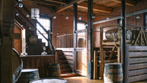 New Liberty Distillery is going al fresco