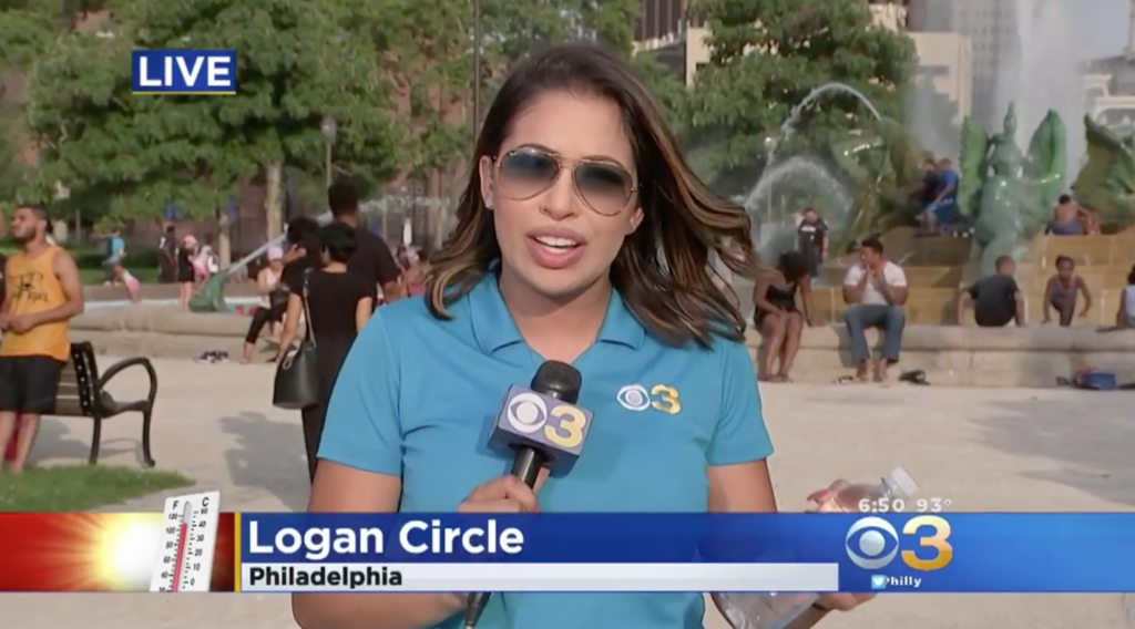 Alicia Nieves for CBS 3