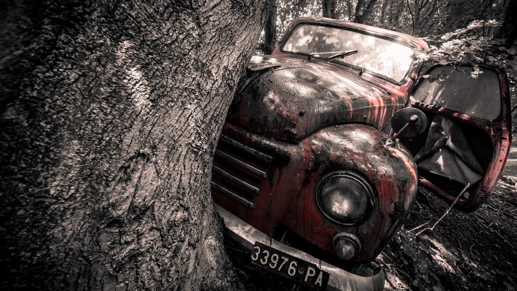 carcrash-tree-antique