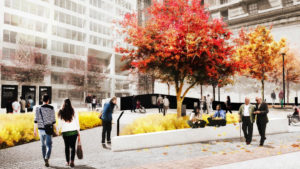 A rendering of the tree at Philly's future Holocaust memorial