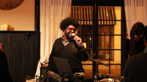 Questlove in Philadelphia, 2011
