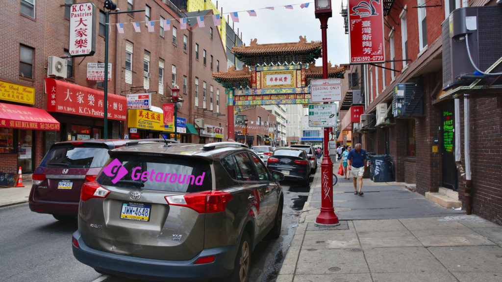 Airbnb For Cars >> Getaround The Airbnb For Cars Has Landed In Philadelphia On