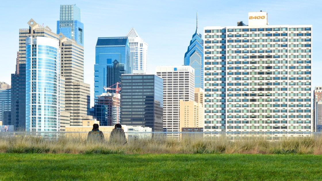 Inside Philadelphia's green roof revolution - On top of