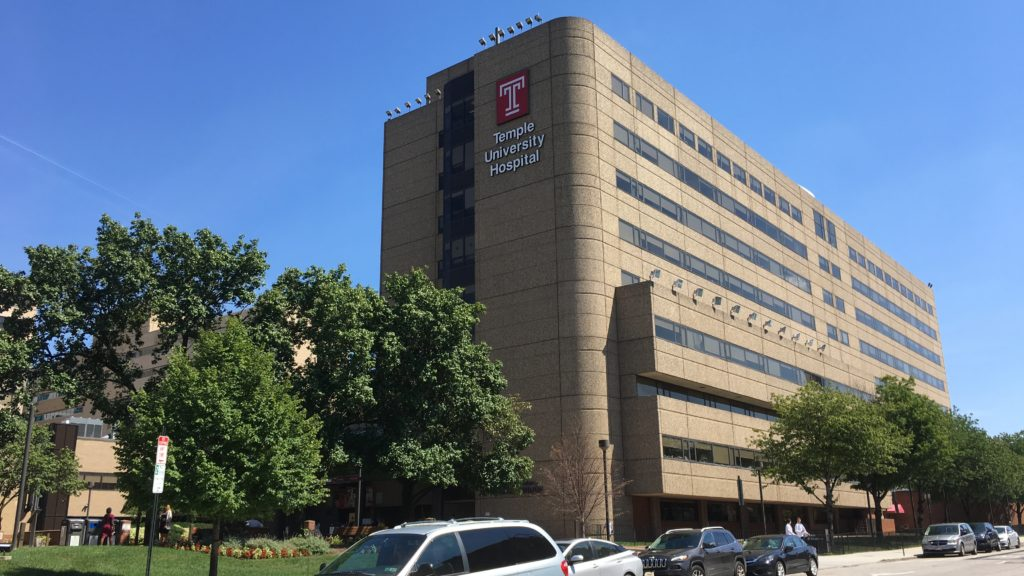 How Temple Hospital is helping Philly crime victims tap into
