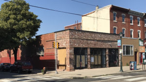 The future home of Green Eggs Cafe Brewerytown