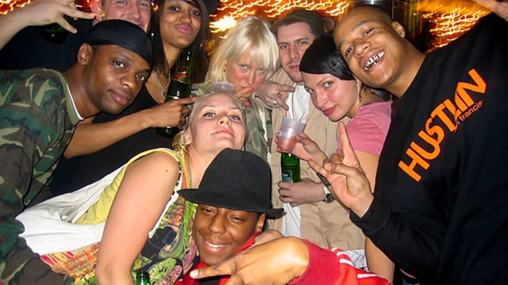 'The crew'